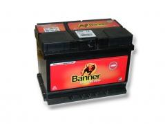 Autobatéria Banner Starting Bull 55519, 55Ah, 12V (55519)