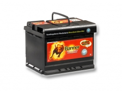 Autobatéria Banner Running Bull AGM 56001, 60Ah, 12V (56001)