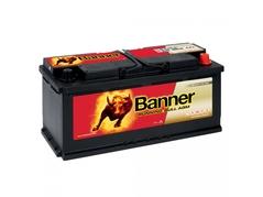 Autobatéria Banner Running Bull AGM 60501, 105Ah, 12V (60501)