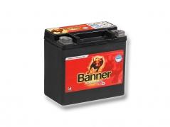 Autobatéria Banner Running Bull BACKUP 51400, 12Ah, 12V (51400)