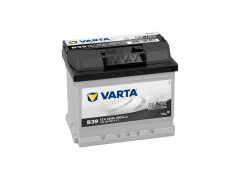 Autobatéria VARTA PROMOTIVE BLACK 45Ah, 300A, 12V, B39, 545200030 (545200030)