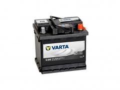 Autobatéria VARTA PROMOTIVE BLACK 55Ah, 420A, 12V, C20, 555064042 (555064042)