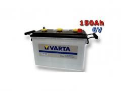 Autobatéria VARTA PROMOTIVE BLACK 150Ah, 760A, 6V, 150030076 (150030076)