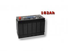 Autobatéria VARTA PROMOTIVE BLACK 102Ah, 680A, 12V, 602102068 (602102068)