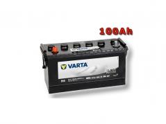 Autobatéria VARTA PROMOTIVE BLACK 100Ah, 600A, 12V, 600035060 (600035060)