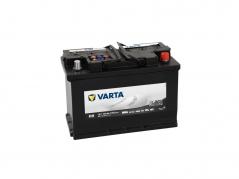 Autobatéria VARTA PROMOTIVE BLACK 100Ah, 720A, 12V, H9, 600123072 (600123072)