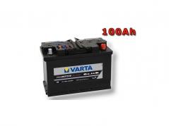 Autobatéria VARTA PROMOTIVE BLACK 100Ah, 720A, 12V, 600123072 (600123072)