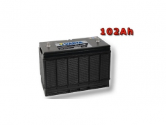 Autobatéria VARTA PROMOTIVE BLACK 102Ah, 680A, 12V, 602103068 (602103068)