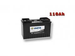 Autobatéria VARTA PROMOTIVE BLACK 110Ah, 680A, 12V, 610404068 (610404068)