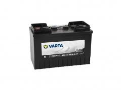 Autobatéria VARTA PROMOTIVE BLACK 110Ah, 680A, 12V, I5, 610048068 (610048068)