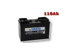 Autobatéria VARTA PROMOTIVE BLACK 110Ah, 680A, 12V, 610048068 (610048068)