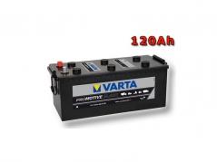 Autobatéria VARTA PROMOTIVE BLACK 120Ah, 680A, 12V, 620045068 (620045068)