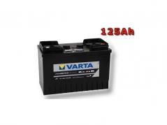 Autobatéria VARTA PROMOTIVE BLACK 125Ah, 720A, 12V, 625012072 (625012072)