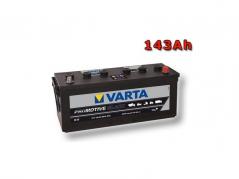 Autobatéria VARTA PROMOTIVE BLACK 143Ah, 900A, 12V, 643107090 (643107090)