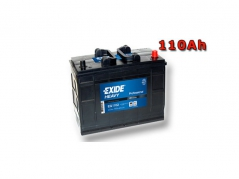 Autobatéria EXIDE Professional HD 110Ah, 12V, EG1102 (EG1102)