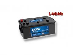 Autobatéria EXIDE Professional HD 140Ah, 12V, EG1403 (EG1403)