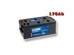 Autobatéria EXIDE Professional HD 170Ah, 12V, EG1703 (EG1703)