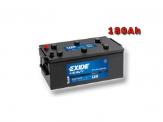 Autobatéria EXIDE Professional HD 180Ah, 12V, EG1803 (EG1803)