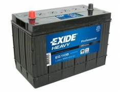 Autobatéria EXIDE Professional HD 110Ah, 12V, EG110B (EG110B)