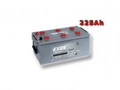 Autobatéria EXIDE Expert HVR 225Ah, 12V, EE2253 (EE2253)