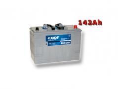 Autobatéria EXIDE Professional Power HDX 142Ah, 12V, EF1420 (EF1420)