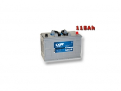 Autobatéria EXIDE Professional Power HDX 120Ah, 12V, EF1202 (EF1202)