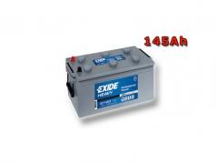 Autobatéria EXIDE Professional Power HDX 145Ah, 12V, EF1453 (EF1453)