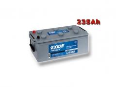 Autobatéria EXIDE Professional Power HDX 235Ah, 12V, EF2353 (EF2353)