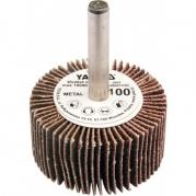 Lamelový brúsny kotúč  P150 40x20x6mm (YT-83356)