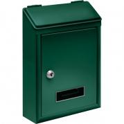 Schránka poštová zelená 300 x 210 x 65 mm  (YT-78553)