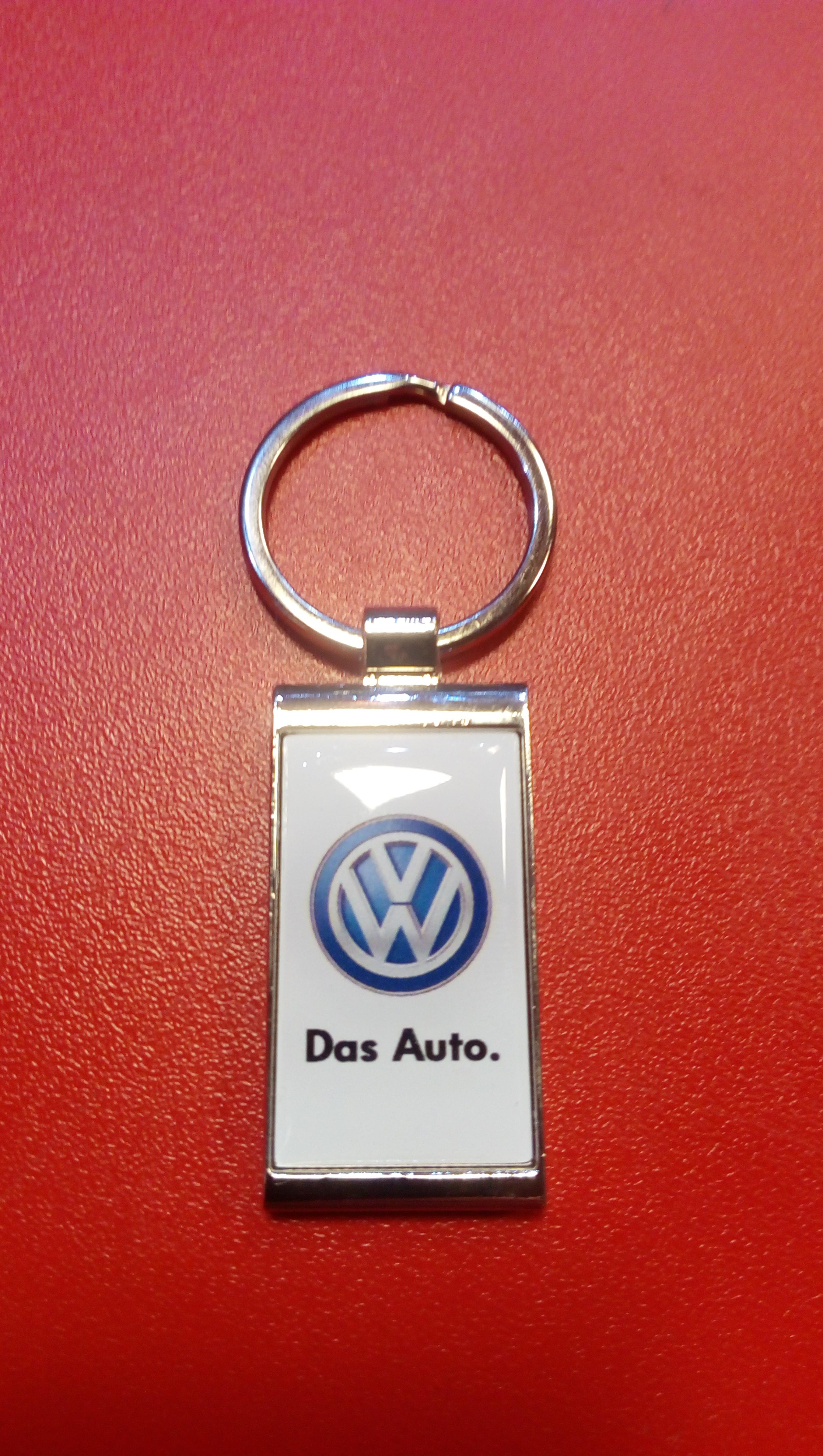 Kľúčenka VW - SGL CARS - Internetový predaj autodielov d0aab403dca