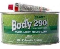 HB BODY 290 ULTRALIGHT - ODĽAHČENÝ TMEL ŠEDÝ 3L (HB_2120)