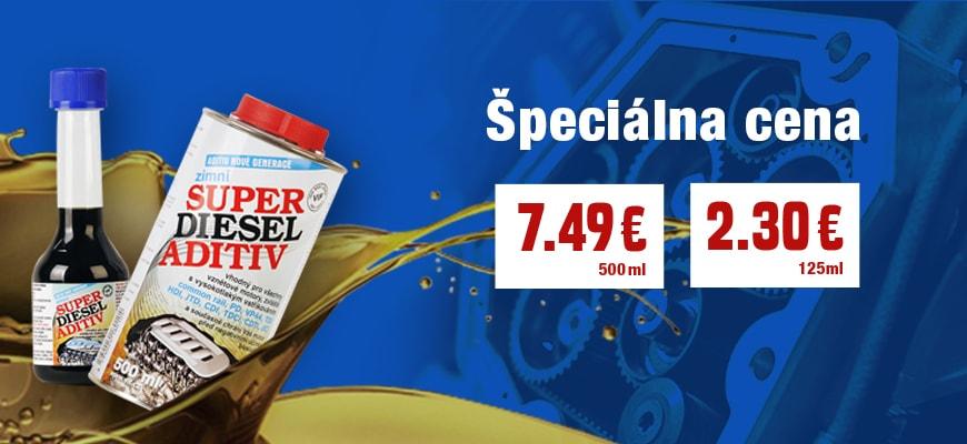 VIF Super Diesel Aditív zimný